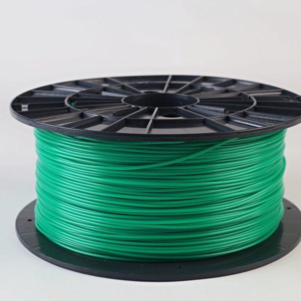 filament pla 1.75mm verde 1kg