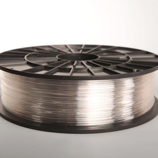 filament pmma transparent 0.5kg 1.75mm