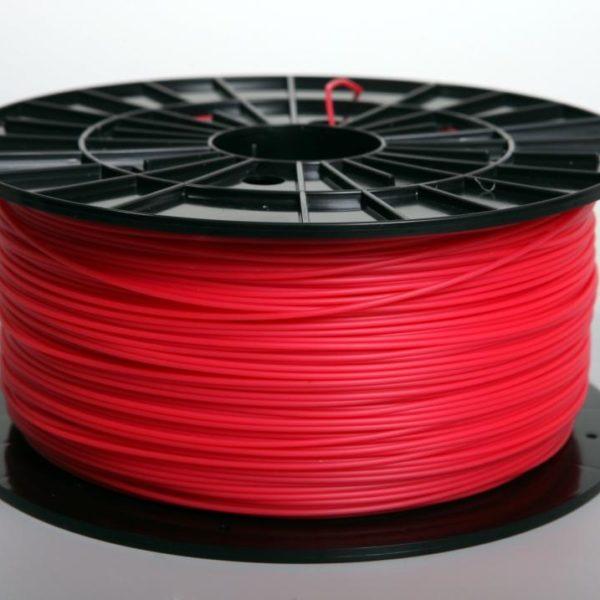 rola filament abs rosu 1.75mm 1kg