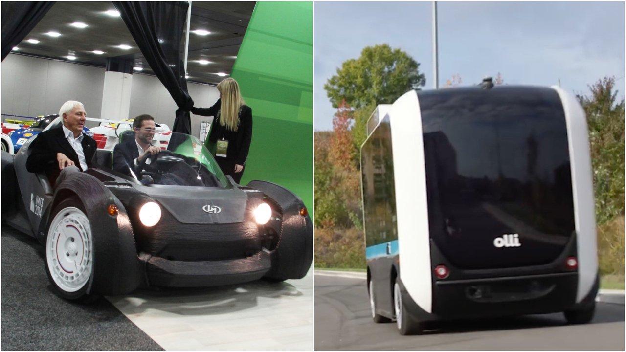 vehicol 3D