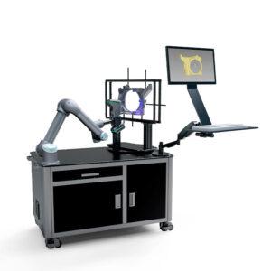 sistem scanare robotizat